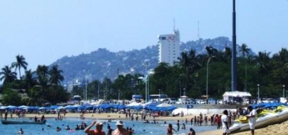 Acapulco est une des villes les plus dangereuses.