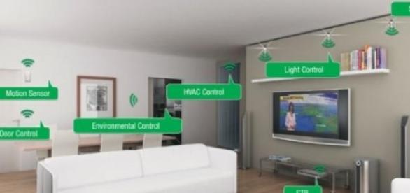 As casas inteligentes e a vida conectada