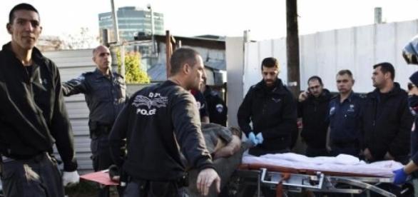Atentat terorist in Tel Aviv