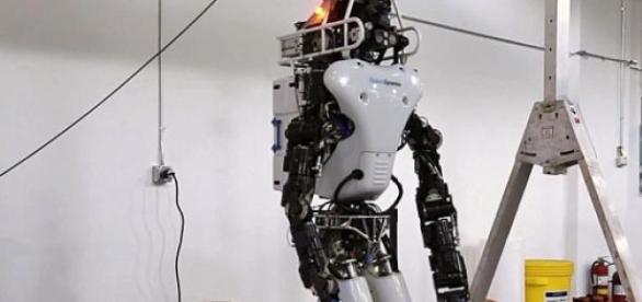 ATLAS Unplugged,el nuevo robot de Boston Dynamics.