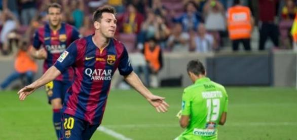 """Barcelona preocupado com eventual """"ataque"""" a Messi"""