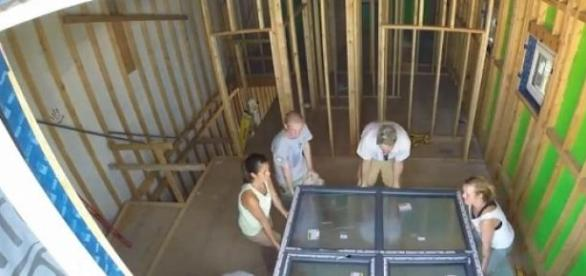 Construind casa ecologica