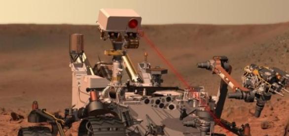 El rover de la NASA analizará varias rocas