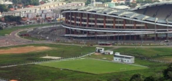 Estádio Mangueirão vai ter campos de apoio