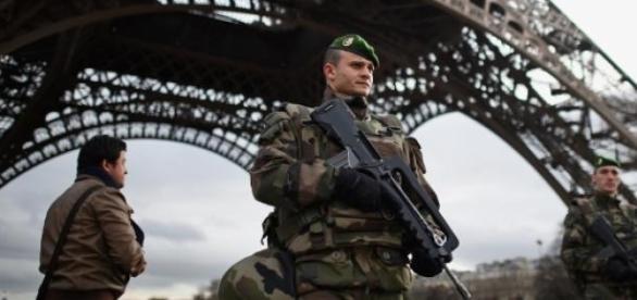 Fortele de securitate franceze