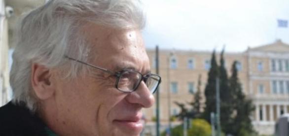Giannis Miliós, economista de Syriza
