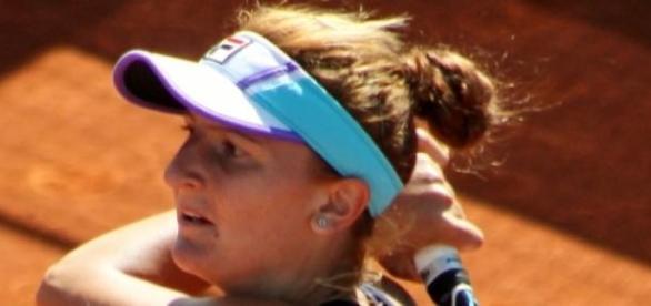 Irina a acces in turul trei al Australian Open.