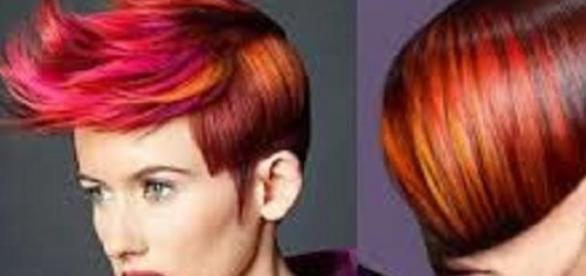 Tagli capelli medi 2015 ragazza
