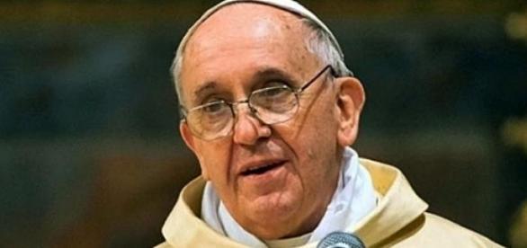 Papa Fracisc de Roma, interviu avion Filippine
