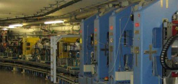 Acelerador de partículas BESSY II