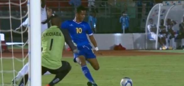 Kidiaba segurou 0-0 no marcador