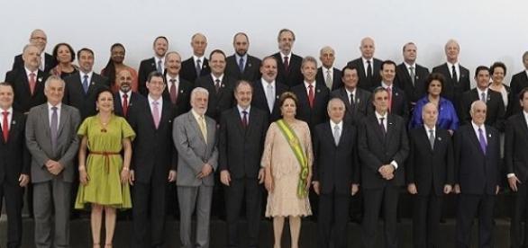 O novo governo da Presidente Dilma
