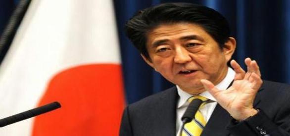 prim ministrul japonez, Shinzo Abe