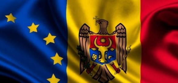 Republica Moldova, intre vest si est