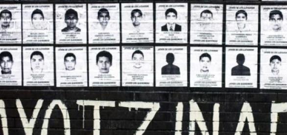 Le cas d'Ayotzinapa en est un parmi tant d'autres.