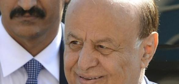 Mansour Hadi, président du Yémen.