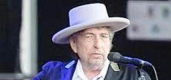 Bob Dylan o astro, mestre da folk music