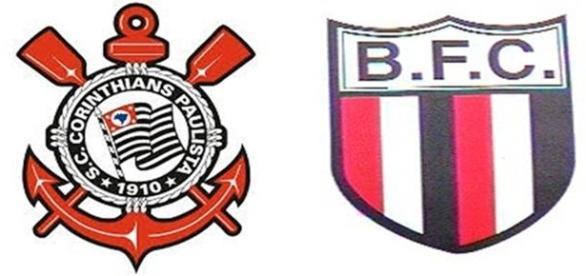 Corinthians e o Botafogo/SP disputam a final