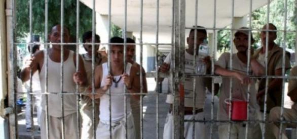 Detinuti in puscarii cu pedepse