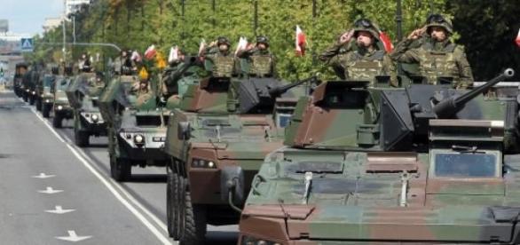 Divizie de blindate poloneze