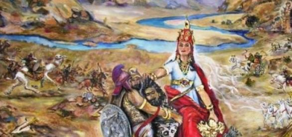 imperiul persan, civilizatii