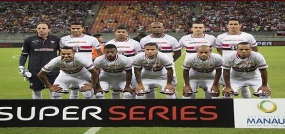 São Paulo Futebol Clube na Super Series