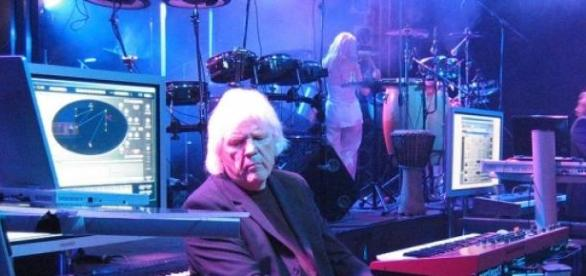 Tangerine Dream in Concert, Edgar Froese,