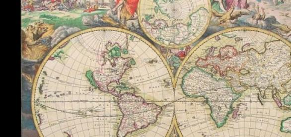 A geografia e a problemática do mundo atual