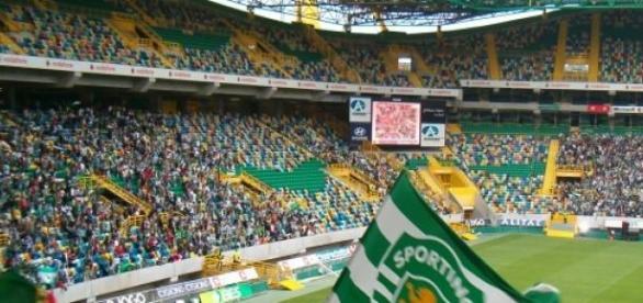 Alvalade voltou a ver o Sporting a ganhar.