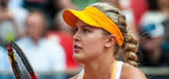 Bouchard faces Sharapova in Q-F in Australia