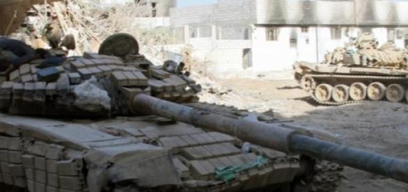 Conflictul din Siria ia amploare