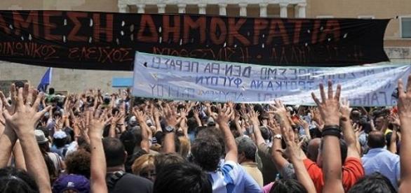 Les Grecs ont leur destin entre leurs mains.