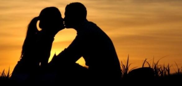 sarutul este un semn de afectiune