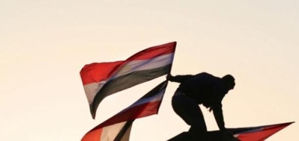 15 tués à l'anniversaire du printemps égyptien