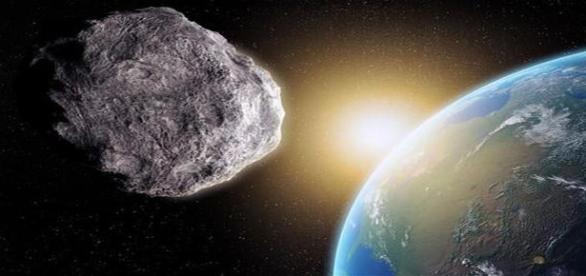 asteroidul va trece la mica distanta de Pamant