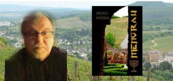 Dolina Ahru, autor Bruno Wioska i okładka książki