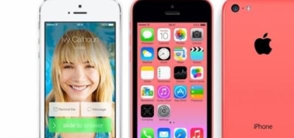Imagen de los iPhone 5c e iPhone 5s de 16GB