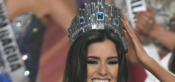 Paulina Vega, 22letnia zwyciężczyni konkursu.
