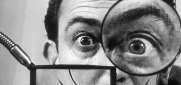 """Salvador Dalí, """"Ja jestem surrealizmem"""""""