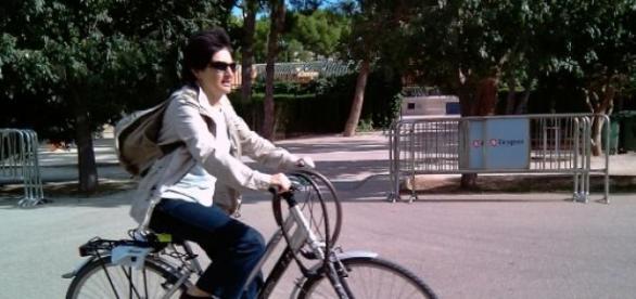 Ciclistas ainda são um tabu em muitos países
