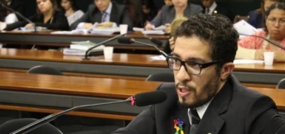 Jean Wyllys foi eleito em 2010 e 2014 pelo PSOL-RJ