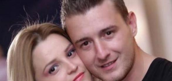 Mihai Chitu si Ioana, sotia sa