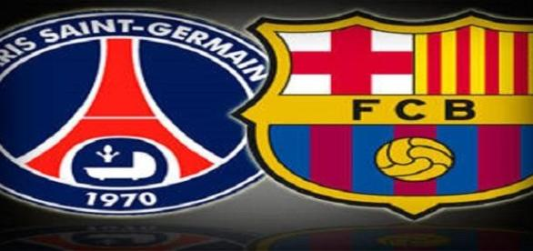 Barcelona e Paris Saint-Germain (PSG).
