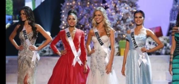 Concursul de frumusete Miss Universe