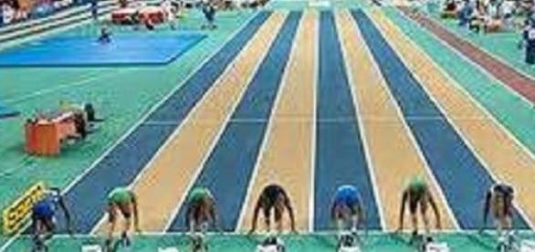 Glasgow kicked off the indoor season in athletics