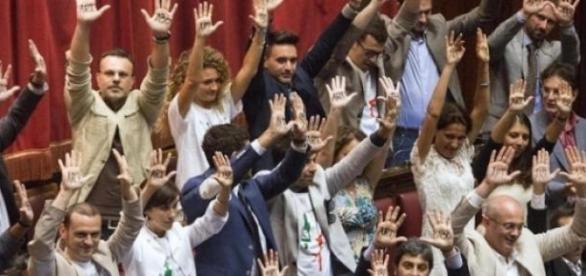 i parlamentari del Movimento