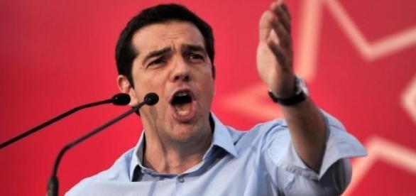 Liderul Syriza, Alexis Tsipras