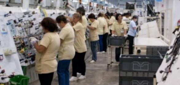 muncitori, fabrici, sindrom