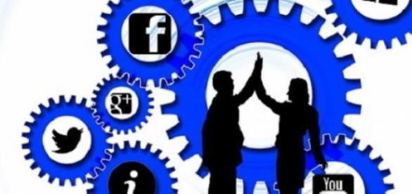 Profesionales de las redes sociales.