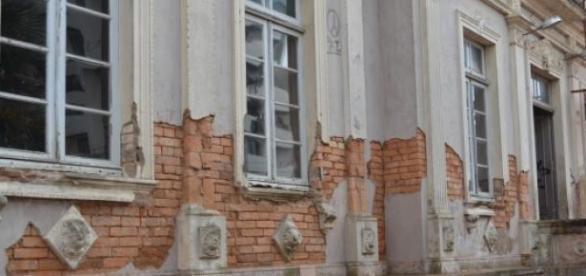 Restauração do Colégio Rosa de Lages